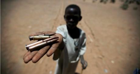 Enfant soldat / REUTERS