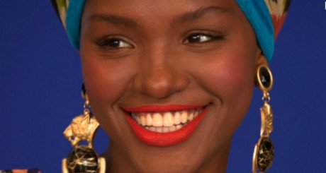 Yityish Aynaw, Miss Israël 2013 Capture écran. DR