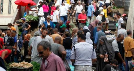 Le marché de Bab-el-Oued, Algérie / Reuters