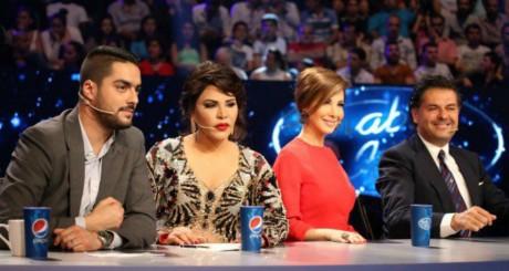 Jury d'Arab Idol. MBC