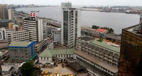 Bourse de Lagos, Nigeria, avril 2013 / REUTERS