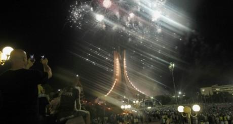 Célébration du cinquantenaire de l'indépendance, Alger, 5 juillet 2012 / Reuters