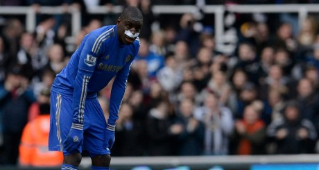 Le joueur Demba Ba a annoncé qu'il jeûnerait pendant le ramadan 2013 / REUTERS