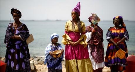 Femmes sénégalaises, 2013 / REUTERS