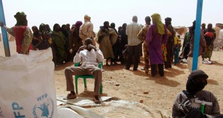 Des réfugiés maliens à Taberey Baraye, Niger / Reuters