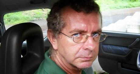 Philippe Verdon en 2004 / AFP