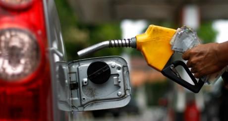 Pompe à essence / Reuters