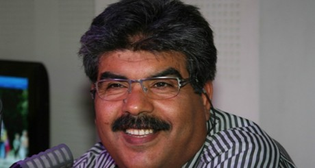 L'opposant tunisien Mohamed Brahmi / D.R.
