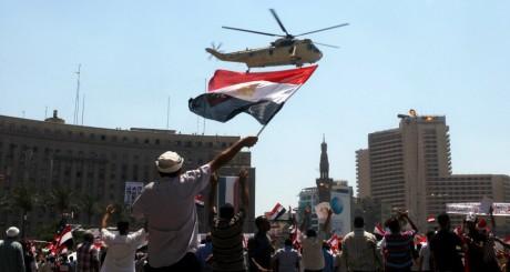 Manifestatiosn des anti-Morsi, Le caire, 26 juillet 2013 / Reuters