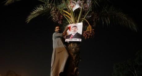 Manifestant pro-Morsi, Le Caire, 30 juillet 2013 / Reuters