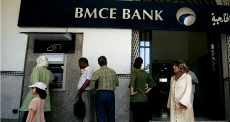 Banque de Rabat, 2008 / REUTERS
