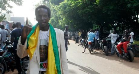 Un électeur malien, Bamako, 30 juillet 2013 / Reuters