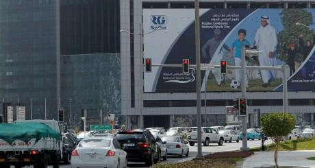 Vue de Doha, Qatar, 15 février 2012 / REUTERS