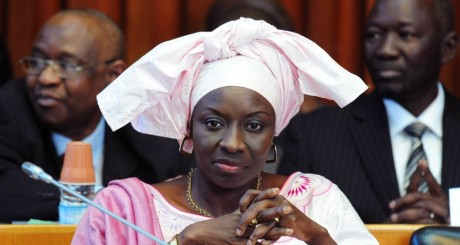 Aminata Toure / AFP