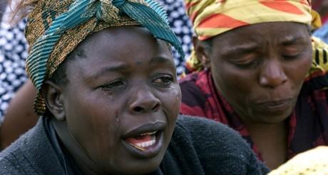 Femmes zambiennes, 2001 / REUTERS