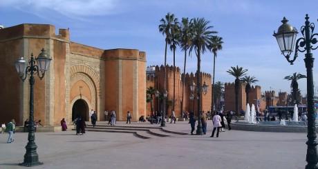 Kasbah des Oudaias, Rabat / Flickr CC