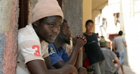 Immigrants subsahariens au Maroc / AFP