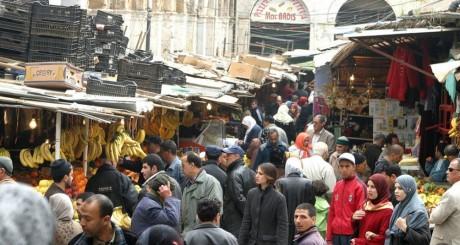 Un marché algérien, Mahgharebia via Flickr CC