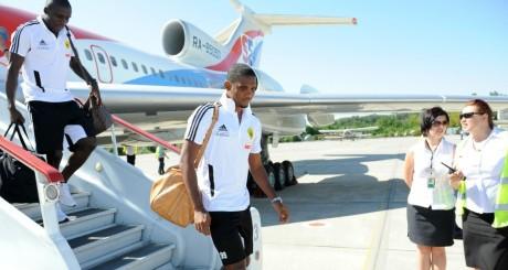 Samuel Eto'o en 2011 / Reuters