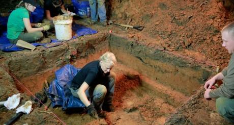 Site archéologiques, Etats-Unis, 1er septembre 2013 / REUTERS