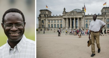 Le Germano-Sénégalais Karamba Diaby élu deputé du Bundestag / Reuters