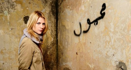Claire Danes dans Homeland  © Showtime Networks Inc.