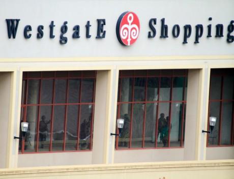 Wesgate mall, Nairobi, le 24 septembre 2013.  REUTERS/Noor Khamis