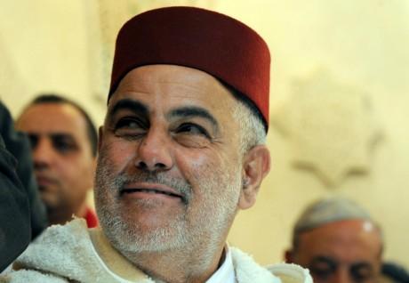 Le Premier ministre marocain, Abdelilah Benkirane. FADEL SENNA / AFP
