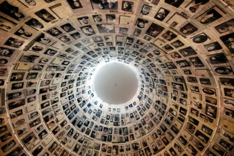 Yad Vashem. REUTERS/Jason Reed
