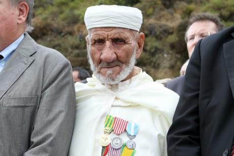 70e anniversaire de la libération de la Corse, Bastia, 3 octobre 2013 / AFP