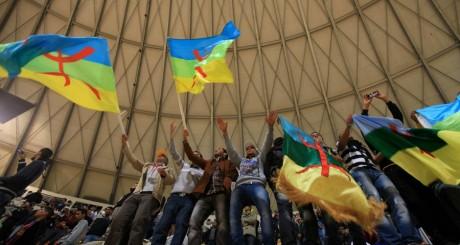 Drapeau amazighe / Reuters