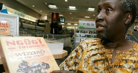N'gugi Wa Thiongo, Nairobi (Kenya), 2007 / Reuters