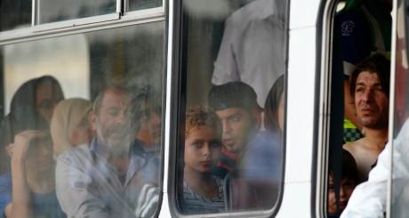 Rescapés du naufrage du 11 octobre 2013, Malte / Reuters