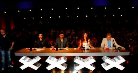 Les jurés d'Arabs Got Talent, photo de la page Facebook de l'émission.