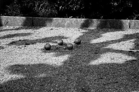Pétanque. Via Flickr par Miss Turner