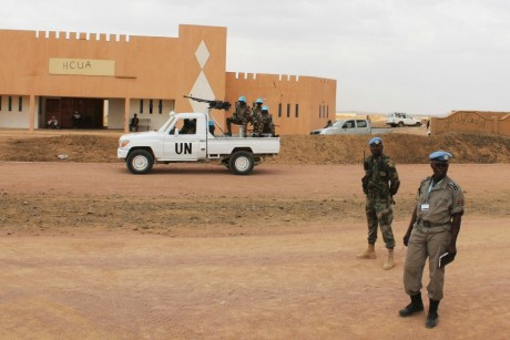 Kidal, 28 août 2013. REUTERS/Adama Diarra