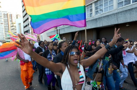 Gay Pride de Durban, REUTERS/Rogan Ward