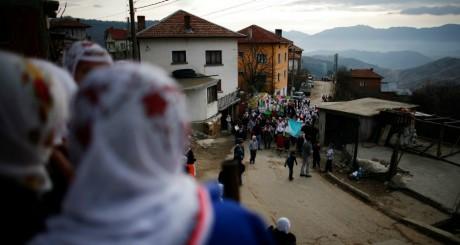 Mariage en Bulgarie / Reuters
