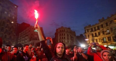 Manifestations au Caire, 27 novembre 2013 / Reuters