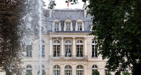 Palais de l'Elysée / AFP