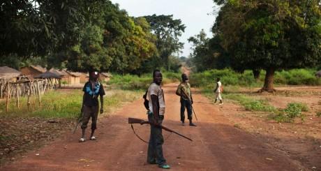 Les anti-balaka, l'une des milices en présence en République centrafricaine / Reuters