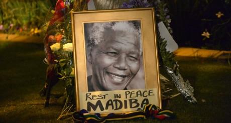 Nelson Mandela, 1918-2013 / AFP
