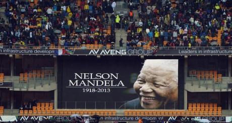 Soccer City à Johannesburg / AFP