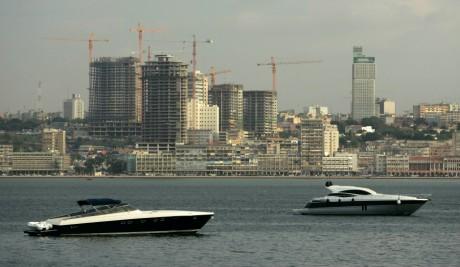 Ville de Luanda en Angola,  REUTERS / Rafael Marchante