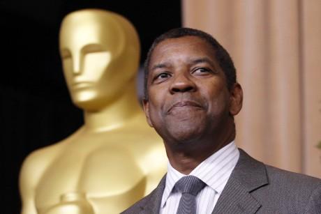 Denzel Washington nommé pour le rôle de meilleur acteur en 2013. REUTERS/Mario Anzuoni