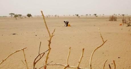Le village de Nabam, Mauritanie / Reuters