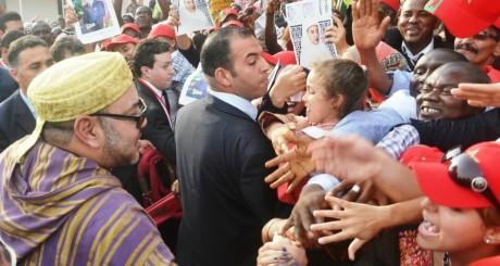 Mohammed VI, le roi du Maroc / REUTERS