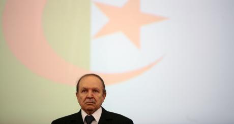 Abdelaziz Bouteflika / Reuters
