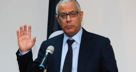 L'ex-premier ministre libyen, Ali Zeidan / AFP