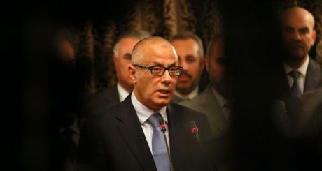 Ali Zeidan, l'ex-Premier ministre libyen / REUTERS